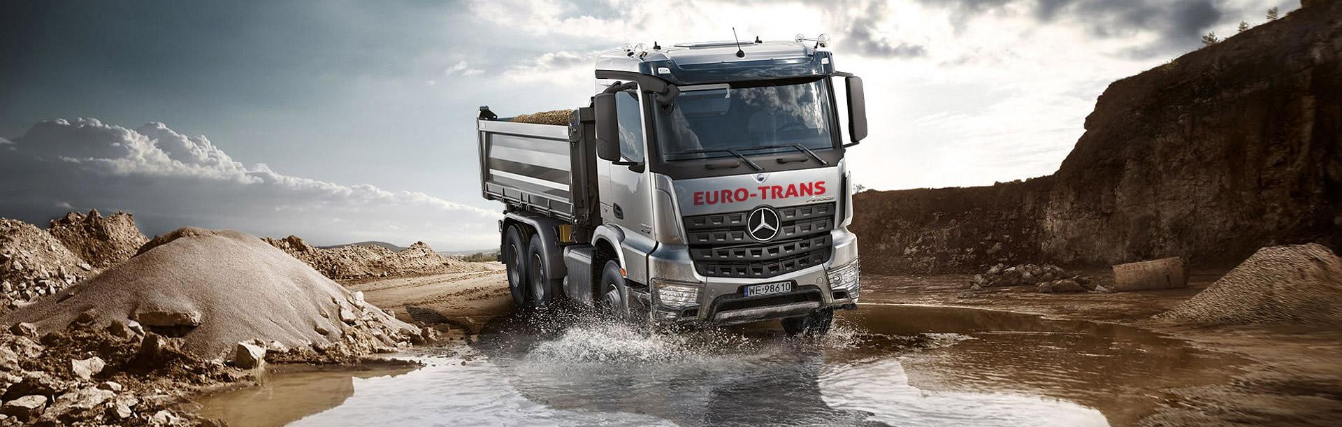 euro-trans - projekty